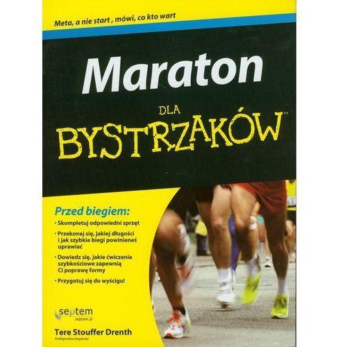 Maraton dla bystrzaków (9788324635443)