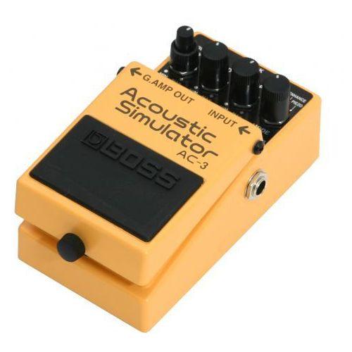 ac-3 acoustic guitar simulator efekt gitarowy marki Boss