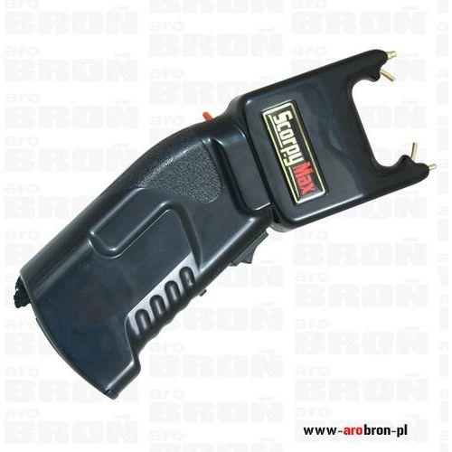Paralizator SCORPY MAX z miotaczem gazu pieprzowego z kategorii paralizatory