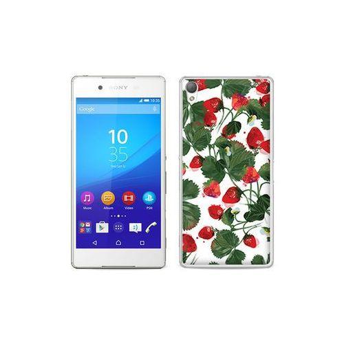 Etuo.pl Etuo fantastic case - sony xperia z3+ - etui na telefon fantastic case - poziomki