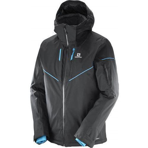 Salomon kurtka męska stormrace jacket m black m