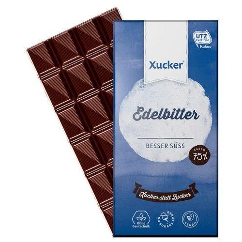 Xucker czekolada gorzka xukkolade 80 g (4260248064172)