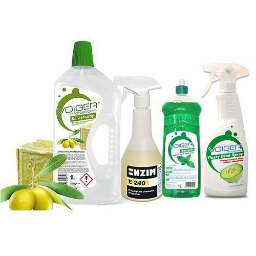 Czysta kuchnia – zestaw środków czystości do kuchni