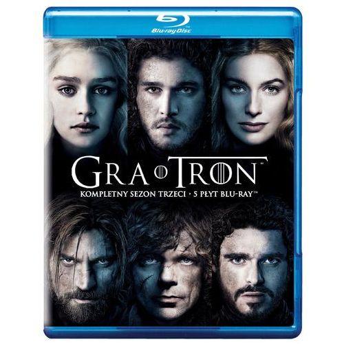 Gra o tron, sezon 3 (blu-ray) - timothy van patten, alan tylor, daniel minahan marki Hbo