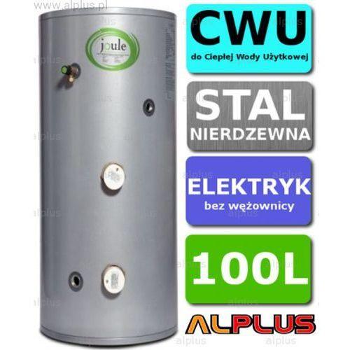 Joule Bojler elektryczny 100l cyclone direct nierdzewka grzałka 2x3kw podgrzewacz cwu bez wężownicy wysyłka gratis!