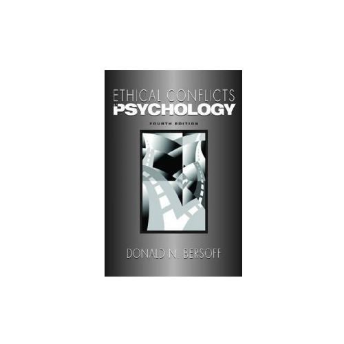 Ethical Conflicts in Psychology (9781433803536)