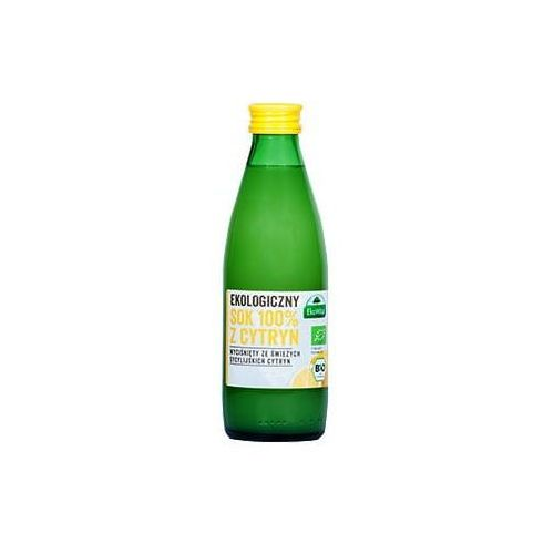 Sok z cytryn 100% bio 250 ml marki Ekowital