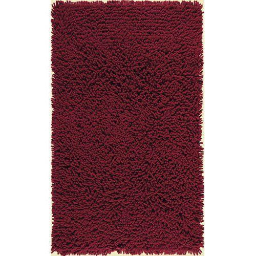 Dywanik łazienkowy Aquanova Nevada czerwony - oferta [252fd9a43f8342de]