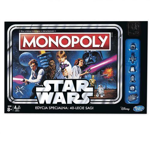 Monopoly star wars marki Hasbro