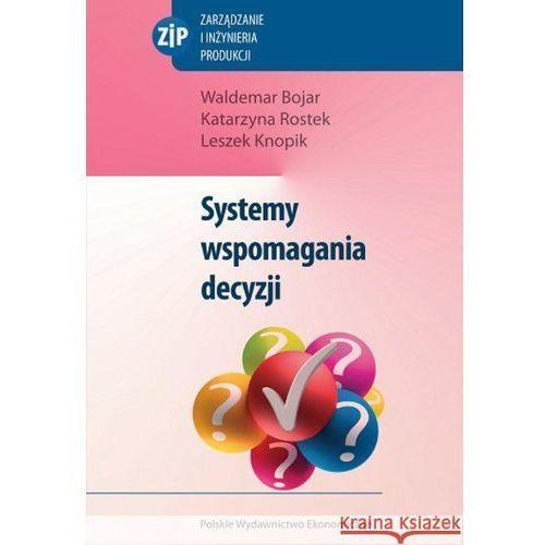 SYSTEMY WSPOMAGANIA DECYZJI (9788320820768)