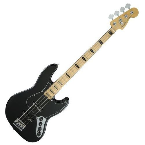 american elite jazz bass mn blk marki Fender