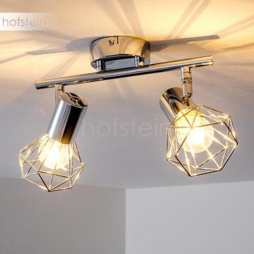 Globo Xara lampy sufitowe listwy Chrom, 2-punktowe - Nowoczesny - Obszar wewnętrzny - Palmira - Czas dostawy: od 6-10 dni roboczych