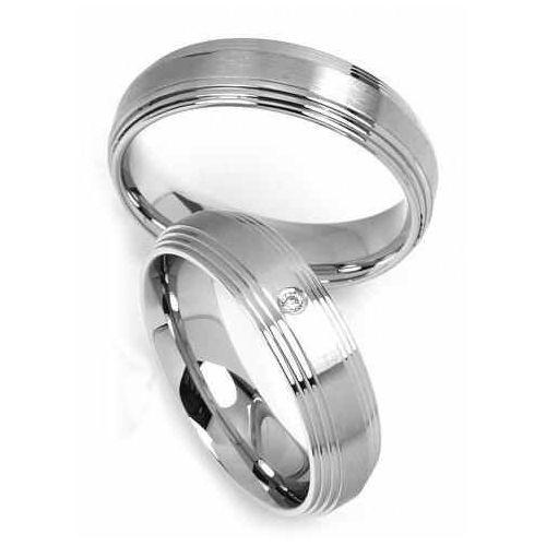 Tanie obrączki ślubne z stali RRC2030 (Para obrączek ślubnych) - produkt dostępny w Obrączki ślubne Altar