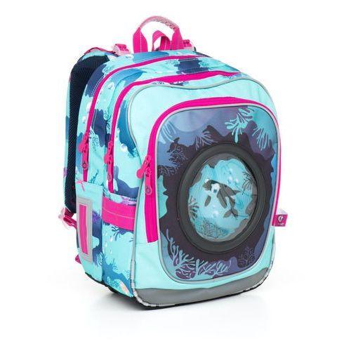 Plecak szkolny Topgal CHI 790 D - Blue