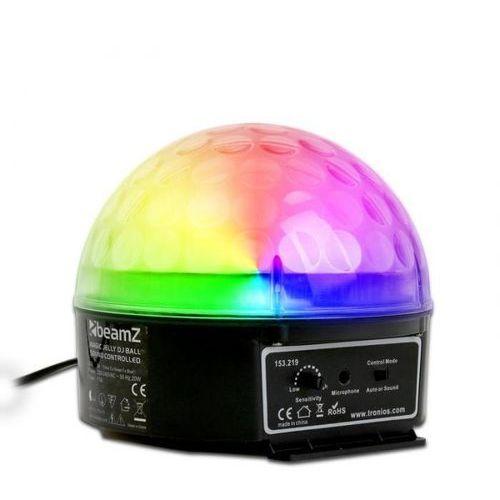 Beamz Magic jelly efekt świetlnyled, rgb sterowanie muzyką