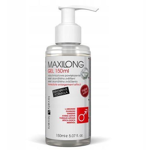 Lovery lovers Maxilong - żel błyskawicznie powiększający penisa (5901687650005)