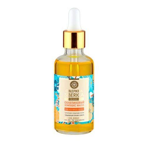 Natura Siberica Professional - rokitnikowy kompleks olei do końcówek włosów - organiczne oleje - sprawdź w Kosmetyki Naturalne Maya