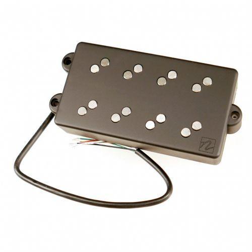 bigman 4, 2 single coil pickups in music man cover - 4 strings, bridge przetwornik do gitary marki Nordstrand