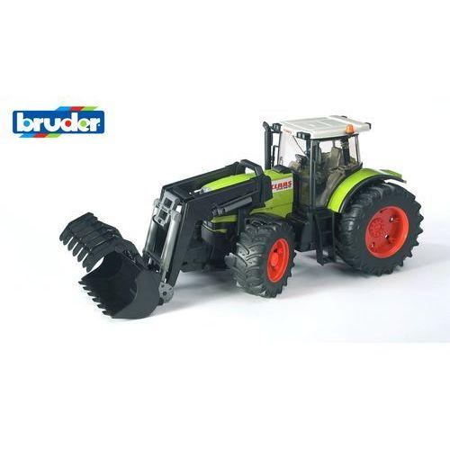BRUDER Traktor z ładowaczem czołowym Deutz Agrotron X720 (4001702030117)