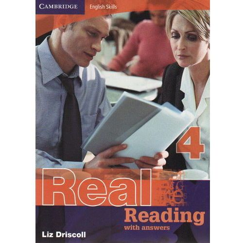 Cambridge English Skills Real Reading 4 Paperback with Answers (9780521705752)
