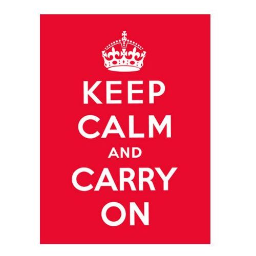 Keep Calm and Carry On (160 str.)