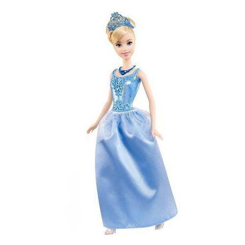 Mattel Błyszcząca Księżniczka mix, X9333 - Kopciuszek - sprawdź w Mall.pl