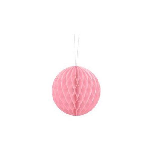 Party deco Dekoracja wisząca kula jasnoróżowa - 10 cm - 1 szt.