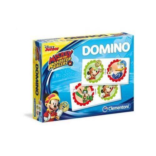 Clementoni Domino miki i raźni rajdowcy - darmowa dostawa od 199 zł!!! (8005125180165)