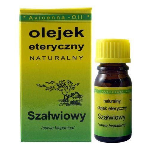 Olejek eteryczny Szałwiowy - 7ml - marki Avicenna Oil, 2282