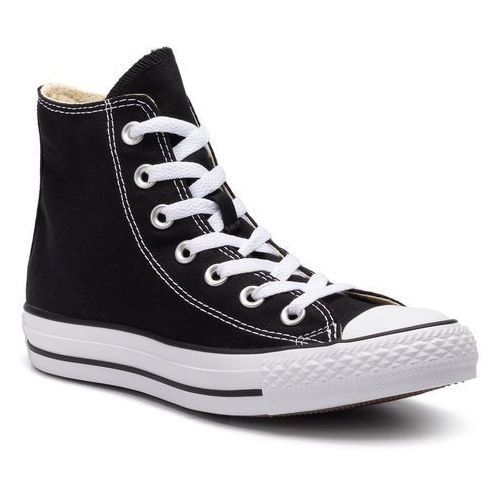 Trampki CONVERSE - All Star Hi M9160 Black, kolor czarny