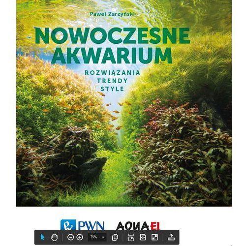 Nowoczesne akwarium, WYDAWNICTWO NAUKOWE PWN