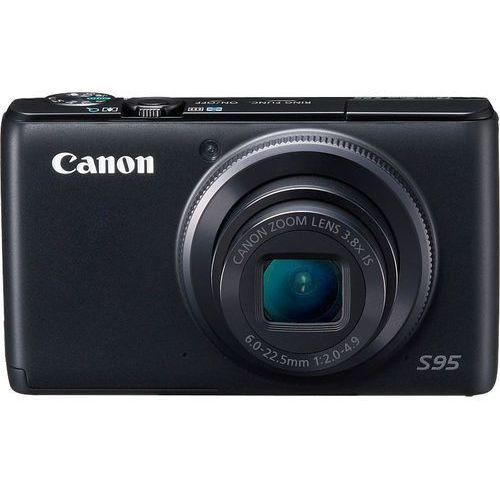 Canon PowerShot S95 [zoom optyczny 3x]