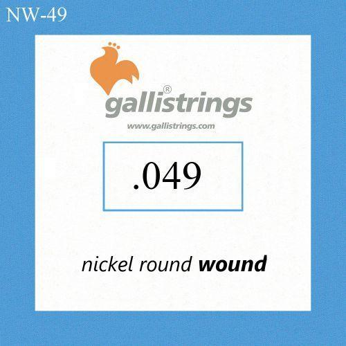 Galli nw049 - pojedyncza struna do gitary elektrycznej