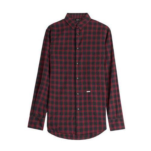 Checked Cotton Shirt Gr. 48 - oferta [154bd2a6af33764a]