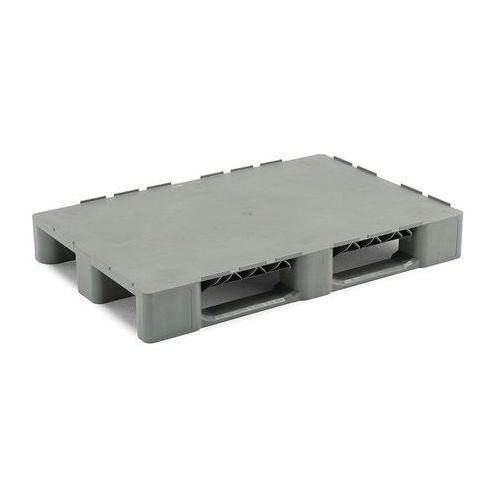Aj Paleta plastikowa 1200x800 4000 kg grey