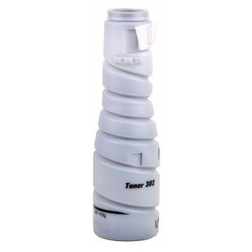 Wyprzedaż Toner zamiennik do Konica Minolta 302B (MTD302E) Di250/251/350/351k; Develop 2500iD/2501iD/3500iD/3501iD 6500 stron (413g), pudełko zastępcze, oryginalny airbag/folia, jedna butelka