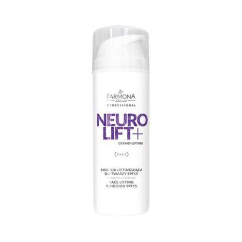 neurolift+ emulsja liftingująca spf15 - 150 ml marki Farmona