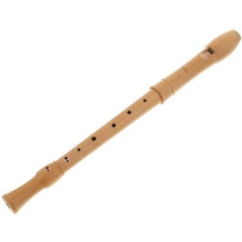 2466 canta tenor flet prosty tenorowy, palcowanie niemieckie, podwójne otwory marki Mollenhauer