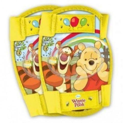 Ochraniacze rowerowe na kolana i łokcie Kubuś Puchatek - Disney, Licencja Disney z Tinkerbell