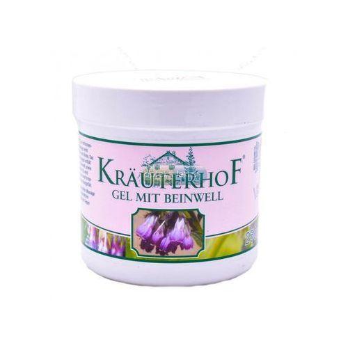 P.p.u.h.natko Krauterhof żel z żywokostem lekarskim - - 250 ml (4075700044551)