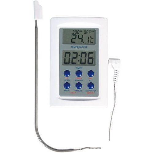 Termometr elektroniczny z sondą od -50 do 300 stopni celsjusza | , 620410 marki Stalgast
