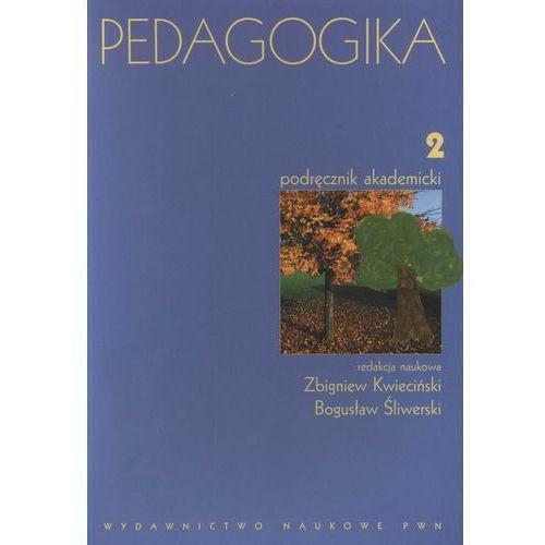 PEDAGOGIKA PODRĘCZNIK AKADEMICKI T.2 /wyd,1-3d/ (2007)