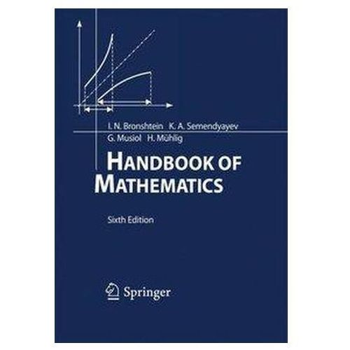 Handbook of Mathematics, SPRINGER