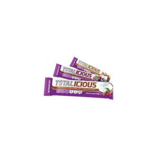 Baton proteinowy totalicious bar 65g marki Finaflex
