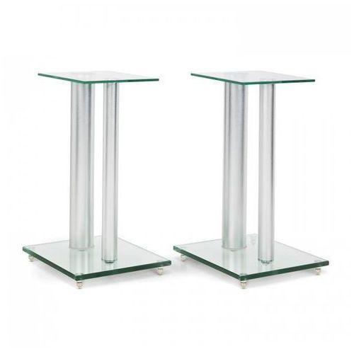 Para statywów głośnikowych szkło/aluminium nośność<10kg marki Auna