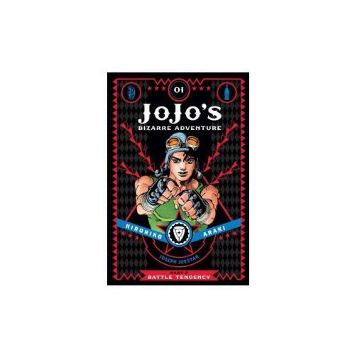 JoJo's Bizarre Adventure: Part 2--Battle Tendency, Vol. 1, Araki, Horihiko
