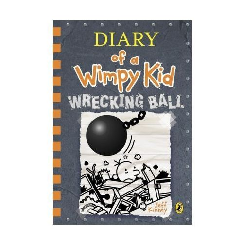 Diary of a Wimpy Kid: Wrecking Ball (Book 14) (224 str.)