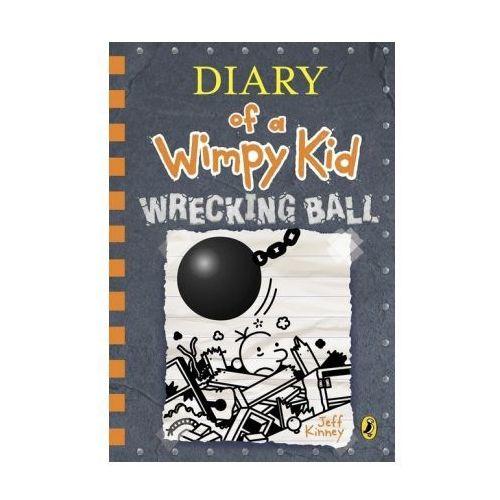 Diary of a Wimpy Kid: Wrecking Ball (Book 14), oprawa twarda