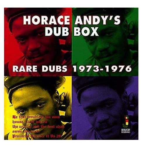 Horace Andy's Dub Box - Rare Dubs 1973-1977 - Andy, Horace (Płyta CD)