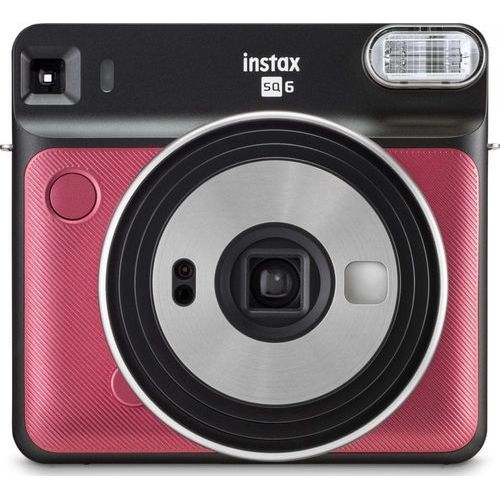 instax square sq6, ruby red marki Fujifilm